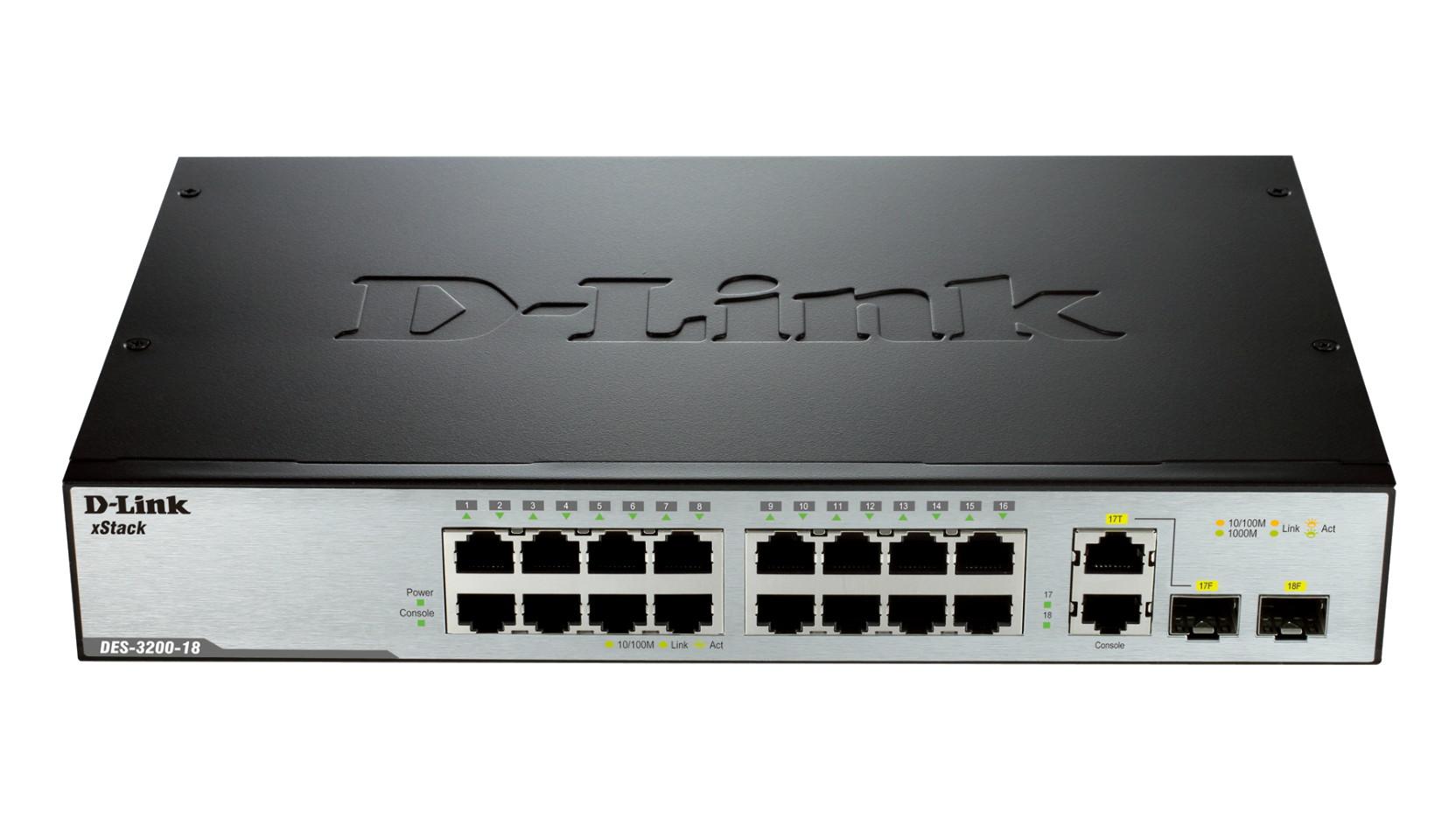 Настройка и прошивка D-Link Des-1 5a и 1 5d: В помощь