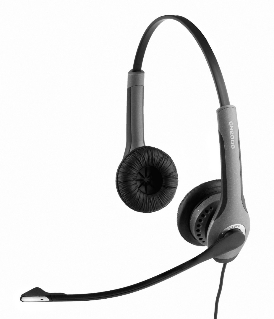Гарнитура Jabra BIZ 2400 II Duo USB MS BT 2499-823-209
