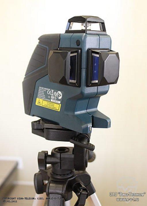 Нивелир Bosch GLL 3-80 P + BS 150 - фото 11