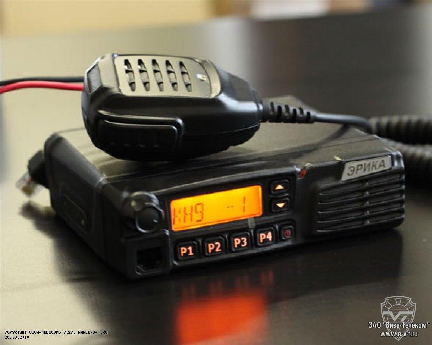 Радиостанции Эрика - viva-telecom.org