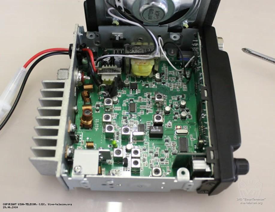 Рация megajet mj-600+turbo tangotelecomm автомобильные.