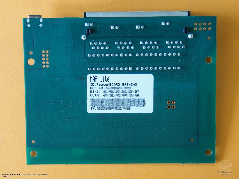 Mikrotik Rb941 2nd Rb 941 Hap Lite