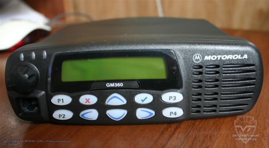 Motorola GM360  vivatelecomorg