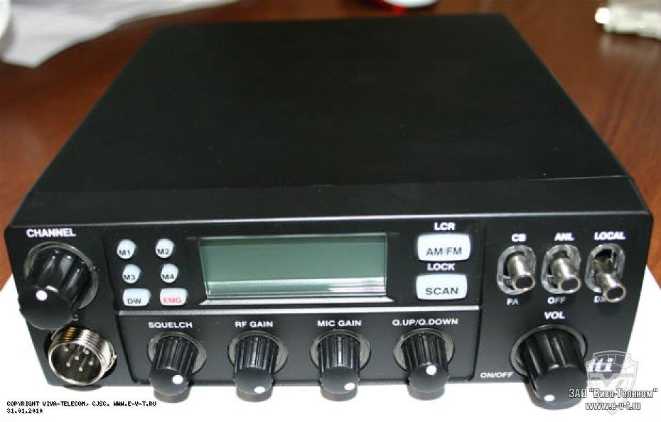 Обзор радиостанции TTI TCB551