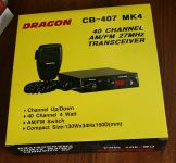 Продукция dragon: фотографии Dragon CB-407