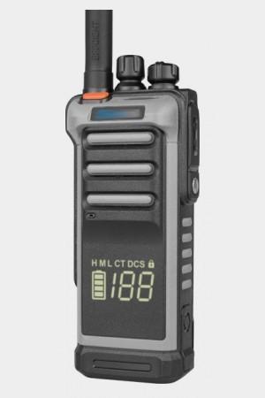 Профессиональная радиостанция Байкал 77 UHF