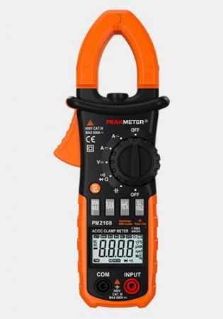 PeakMeter PM2108 AC/DC