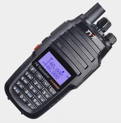 Радиостанция на два диапазона и с прямым вводом частоты TYT TH-UV8000d