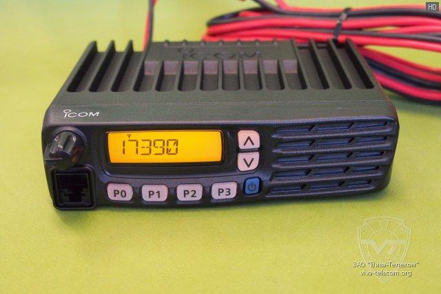 Обзор Icom IC-F5026 - Вива-Телеком