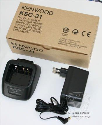 Зарядное устройство Kenwood