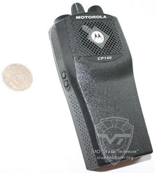 Портативные радиостанции Motorola CP-140 - технические ...