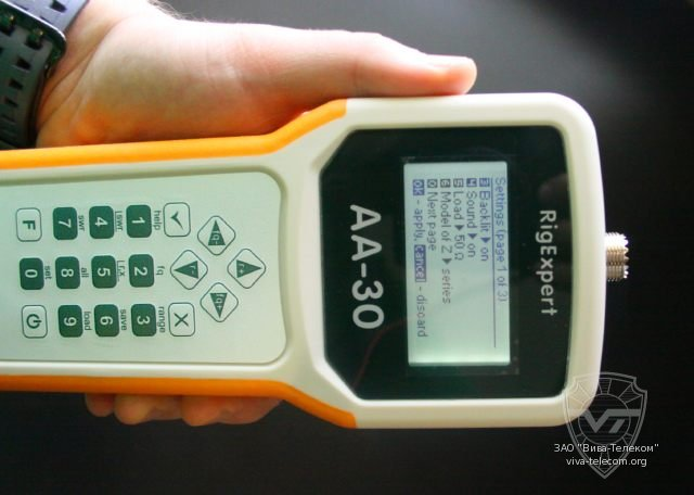 RigExpert AA-170 - описание, цена и наличие в магазинах ...