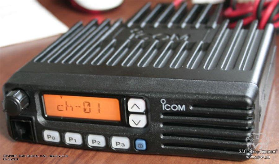 Icom IC-F111 фотография от ЗАО Вива-Телеком