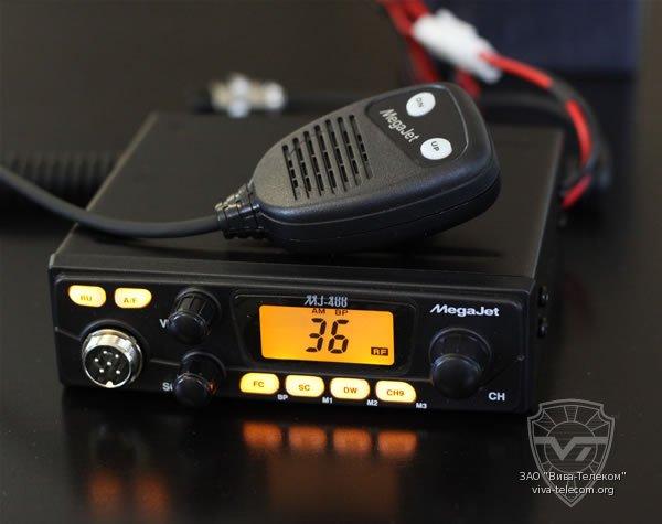 Радиостанция Мегаджет MJ-400